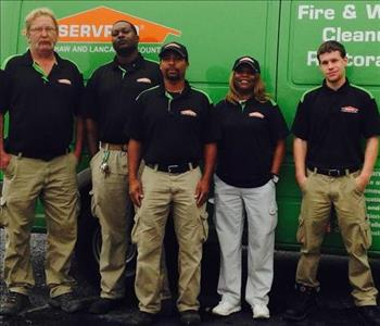 SERVPRO of Kershaw and Lancaster Counties