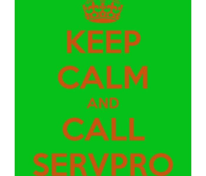 General SERVPRO OF Kershaw and Lancaster Counties Upcoming CE Class April 18, 2018